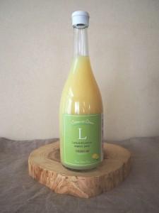 レモンジュース画像