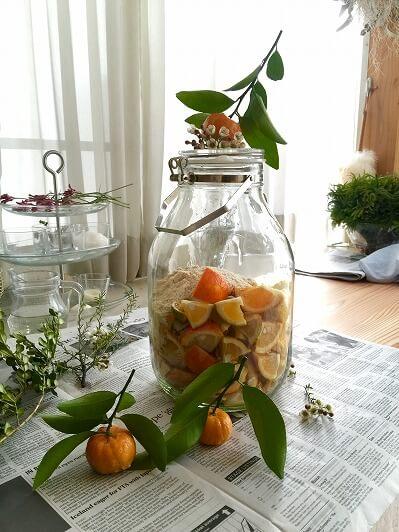 柑橘しごと