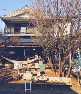 家族の笑顔と青空が似合うカフェ… それが、senkiyaさん!